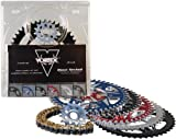 Vortex CK4212 Chain and Sprocket Kit