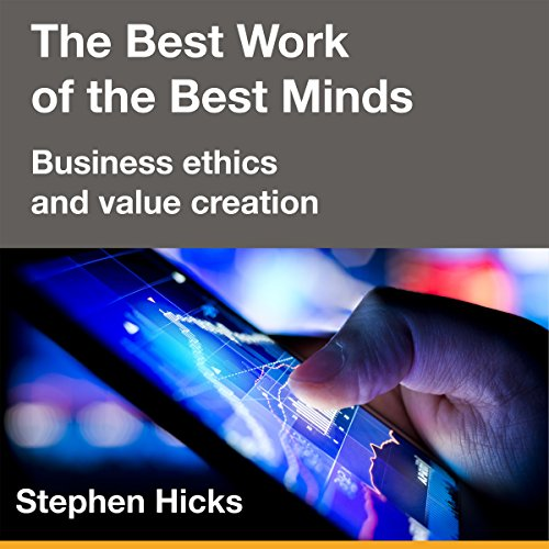 The Best Work of the Best Minds audiobook cover art