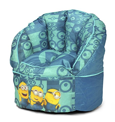 Product Image of the Universal Minions Toddler Bean Bag Chair, Teal