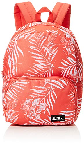 Roxy Always Core, Mochila. para Mujer, Deep Sea Coral Lirely S, Medium