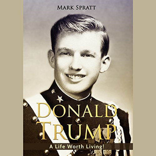 Donald Trump audiobook cover art