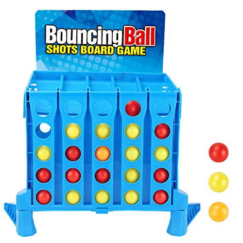 Aoten Shots Juego de mesa para niños 4 conectividad Shots Educational Toys para niños