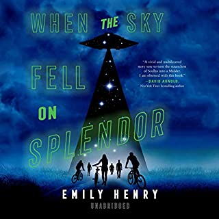 When the Sky Fell on Splendor                   Written by:                                                                                                                                 Emily Henry                               Narrated by:                                                                                                                                 Amara Jasper                      Length: 11 hrs and 3 mins     Not rated yet     Overall 0.0
