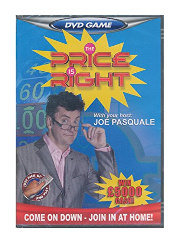 THE PRICE IS RIGHT / INTERACTIVE DVD GAME