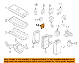 Ford F5TZ-14A604-A - DIODE ASY...