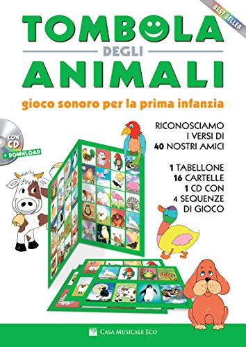 Tombola degli animali. Con CD Audio