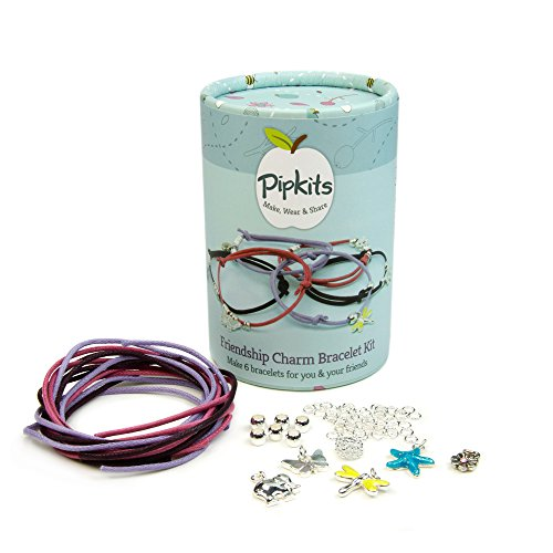 Pipkit Friendship Charm Bracelet Jewellery Making K