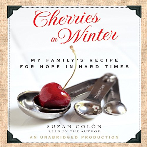 Cherries in Winter audiobook cover art