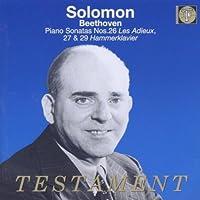 Piano Sonatas 26 27 & 29