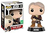 Funko - Figurine Star Wars Episode 7 - Han Solo Bowcaster Exclu Pop 10cm - 0849803096267