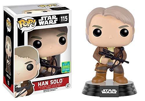 Funko 599386031 - Figura Star Wars - han Solo Ballesta