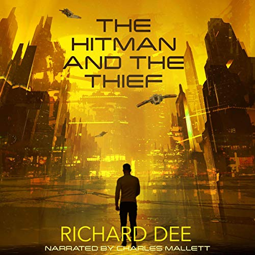 The Hitman and the Thief cover art