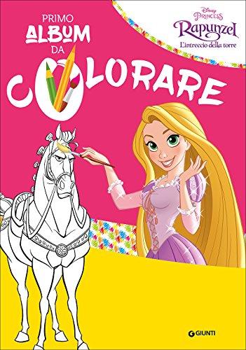 Rapunzel. Il mio primo album da colorare