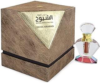Swiss Arabian Dehn El Oud Al Shuyokh Pure Perfume (Unisex) 6ml