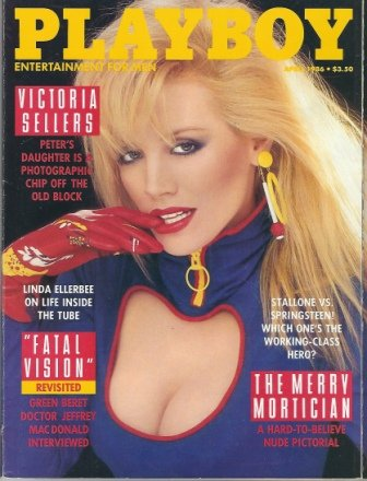 Playboy Magazine, Entertainment For Men, April 1986, Shannon Tweed