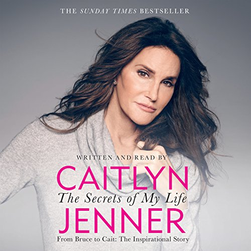 The Secrets of My Life audiobook cover art