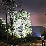 Generic 2x Wiederaufladbare Taschenlampe COB LED Arbeitsleuchte Wasserdichte Camping Outdoor...