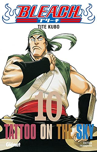 Bleach - Tome 10 : Tattoo on the sky