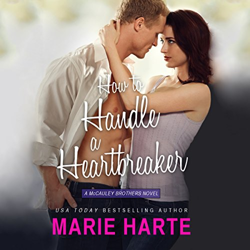 How to Handle a Heartbreaker audiobook cover art