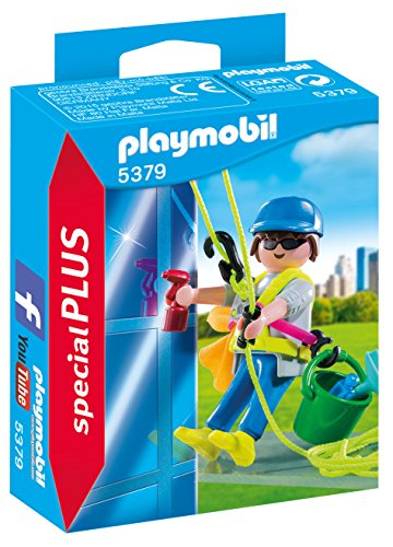 Limpia ventanas Playmobil - Special Plus (5379)