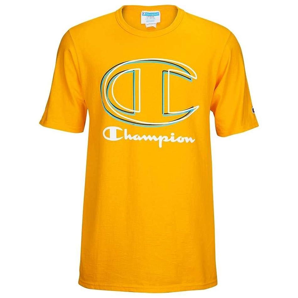 弁護人請うメロディアス(チャンピオン) Champion メンズ トップス Tシャツ Graphic Short Sleeve T-Shirt [並行輸入品]
