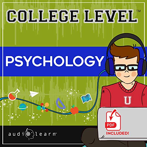 『College Level Psychology』のカバーアート