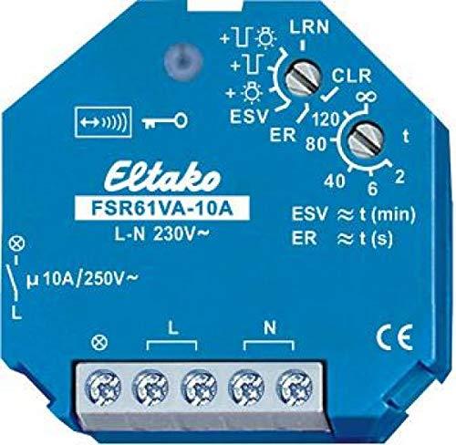 Eltako fsr61va-10a - Actuador Via Radio telerruptor