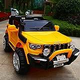 Los niños de los juguetes eléctricos de seis ruedas del coche de cuatro ruedas unidad de control remoto de coches de doble paso fuera de la carretera de carga puede sentarse Personas TCAR-Ride En el v
