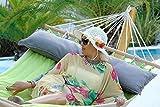 Lola Luxus asta amaca Single foderato Canada Kiwi-antracite