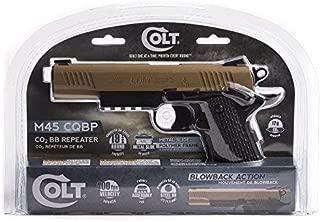 Colt 2254045 M45 CQBP - DEB - Metal Slide Air Pistol .177 BB
