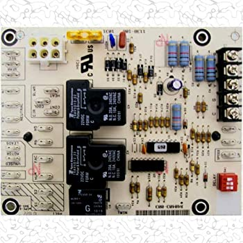 Replacement for Honeywell Furnace Fan Control Circuit Board ST9120C2002