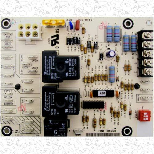 Circuit imprimé de remplacement pour ventilateur de four Ducane R40403-001