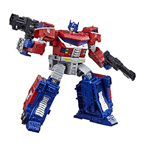 Transformers Toys, Siege war for cyberton trilogy Generations War Optimus Prime...