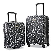 American Tourister Disney Hardside Luggage with Spinner Wheels, Star Wars, 2-Piece Set (18/21)