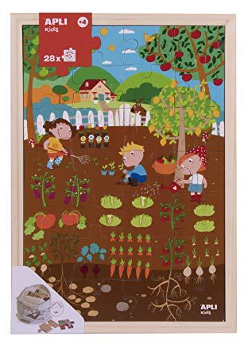 APLI Kids- Puzle, Multicolor 17197