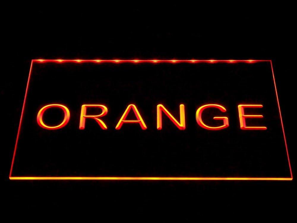 ADVPRO ◆セール特価品◆ Pet Salon Spa Dog Grooming LED Orange x 12 Neon 16 Sign 新品■送料無料■