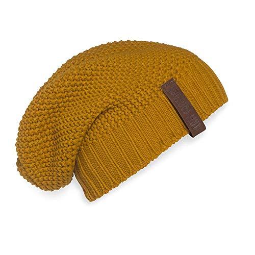 Knit Factory Beanie COCO ocker