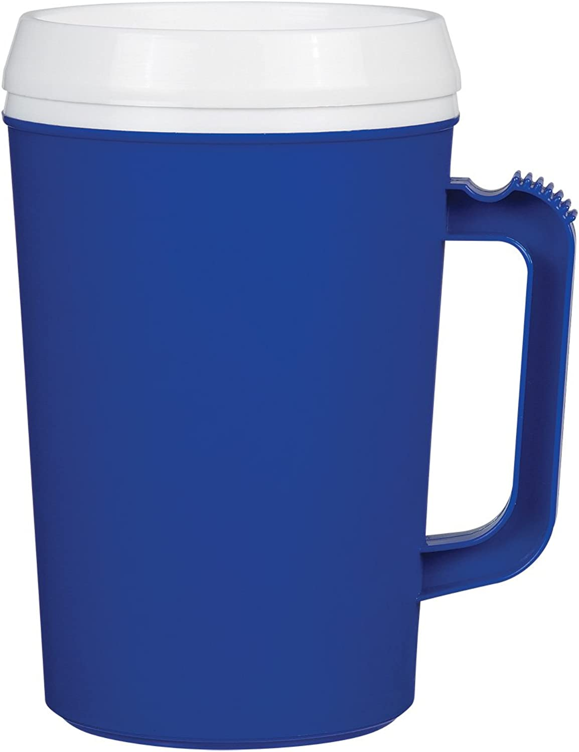 Logotastic 5522-be2Thermo Isoliert Becher (24Pack), 48,3cm 16,5Oz 22Oz, blau