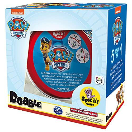 Dobble Patrulla Canina [Exclusivo Amazon]