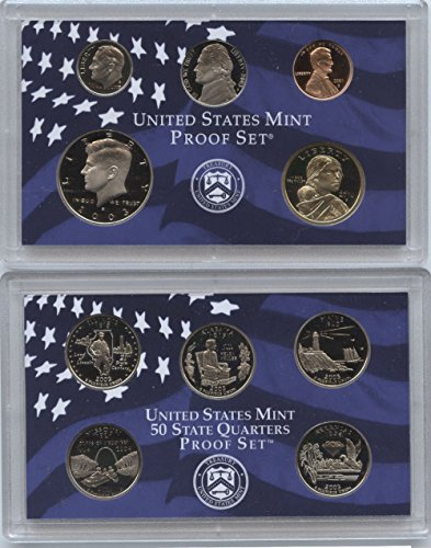 2003 Mint Proof Uncirculated