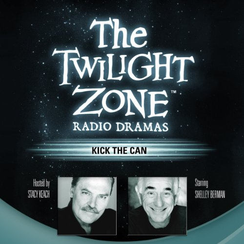 Kick the Can audiobook cover art