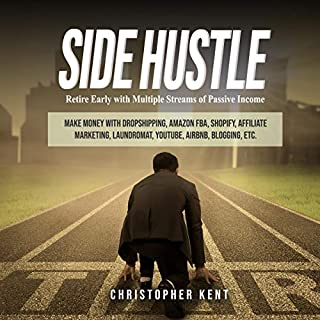 Side Hustle: Retire Early with Multiple Streams of Passive Income audiobook cover art
