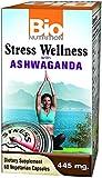 Bio Nutrition Stress Wellness with Ashwaganda 60 Vegetarian Capsules