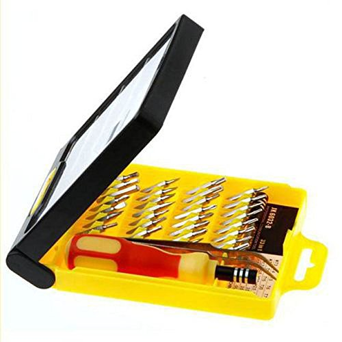 32-in-1 ZFE Micro Pocket Precision Screw Driver set Kit Magnetic Screw Driver cell phone tool