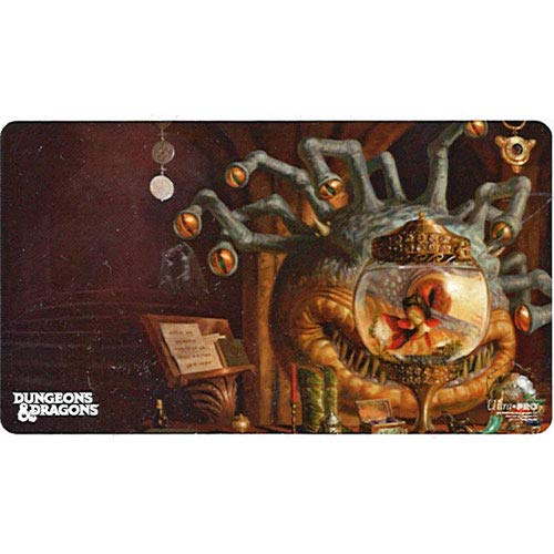 Ultra Pro E-18513 Dungeons & Dragons-Playmat-Xanathars Guide to Everything, Multi