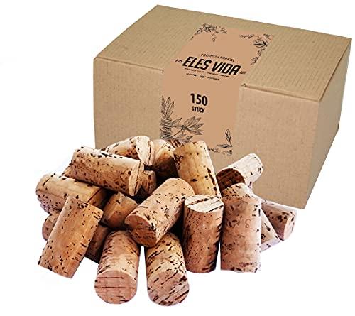 150 nuevos tapones de vino – corchos para manualidades en cartón – Corchos – también para corcho de vino o decoración, creativo, DIY y manualidades –