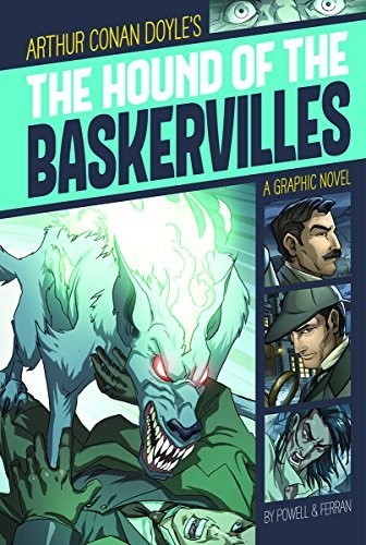 The Hound of the Baskervilles (Graphic Revolve: Common Core Editions) by Arthur Conan Doyle Sir (2014-07-06)