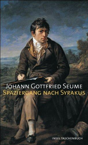 Spaziergang nach Syrakus im Jahre 1802 (insel taschenbuch)