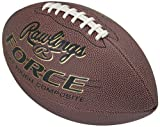 Rawlings Force Football Official Size Premium Pu Composite Leather