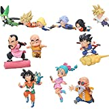 Dragon Ball Funko Pokemon Pop Dragon Ball Funko Pop Friends Muñecos Cabezones Dragon Ball Z World Figura De Colección Figuras De Batalla De Saiyans Set Goku Vegeta Broly Majin Boo Modelo Muñecas